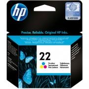 Cartucho HP 22 Color C9352AB 5 ML