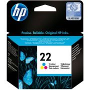 Cartucho HP 22 Color C9352AB 5 ML