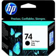 Cartucho HP 74 CB335WB 5ml - Preto