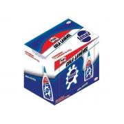 Cola Branca Tenaz Lavável 110g Caixa Com 12 Unidades - 1129276