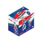 Cola Branca Tenaz Lavável, 35 g, Caixa Com 12 Unidades, Pritt - 1129274
