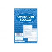 Contrato de Locação, 100 Folhas, Contém 5 Unidades, São Domingos - 6330