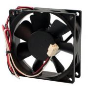 Cooler 80x80 Gv 25mm 3-pinos 12v - Col.008
