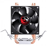 Cooler (Air Cooler) Para Processador Pcyes KZ1 (Intel / AMD) TDP 95W ACZK180 80mm