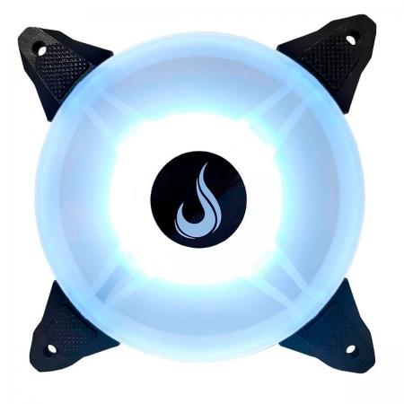 Cooler Fan Rise Mode Aqua RGB 5V 120mm - RM-MB-03-5V