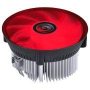 Cooler para Processador AMD Pcyes Nótus A C/ Led Vermelho TDP 100W 120mm PAC120PTLV