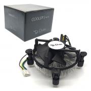 Cooler para Processador Duex DX C1, Intel 775/1150/1155/1156/1151