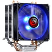 Cooler para Processador Intel/AMD Pcyes KZ2 LED Azul 92mm TDP 100W ACZK292LDA
