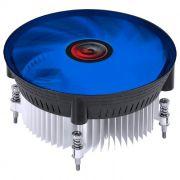 Cooler para Processador Intel Pcyes Nótus I300 LED Azul 120mm TDP 100W PAC120PRLA