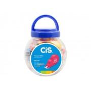 Corretivo Fita Mini Tape Neon 5mm x 4m, Pote C/ 24 Unidades - Cis - 485700