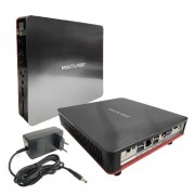 Desktop Multilaser Urban Red DT026 Intel Core I3-5005U, 4GB RAM, SSD M.2 120GB, Windows 10 Home