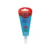 E.V.A. Creme Azul Claro 30ml com Aplicador Chantily, Pct. C/ 10 Unidades Make+