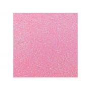 E.V.A. Glitter 40 x 60 cm, Pacote Com 05 Folhas, Make+ - Rosa Neon