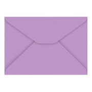 Envelope Carta Roxo 80g, Caixa C/ 100 Unidades, Foroni
