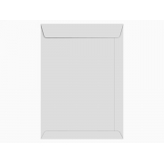 Envelope Saco Branco 2300, 162 x 229 mm, 90 gr, Caixa Com 250 Unidades, Foroni