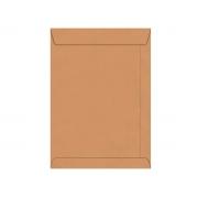 Envelope Saco Kraft Natural 28, 200 x 280 mm, 80gr, Caixa C/ 250 Unidades, Foroni