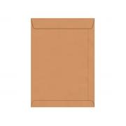 Envelope Saco Kraft Natural 41, 310mm x 410mm, 80gr, Caixa C/ 250 Unidades, Foroni