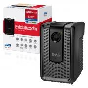 Estabilizador SMS Revolution Speedy 1000VA, Entrada 115/127V, Saída 115V, 6 Tomadas - 16621
