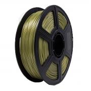 Filamento para Impressora 3D Flashforge PLA Ouro 0,5 Kg - 30002