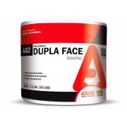 Fita Dupla Face de Papel 482 Branca, 19mm x 30m, Pacote C/ 5 Unidades, Adere