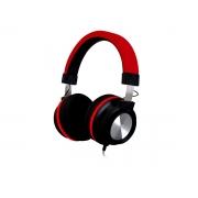 Fone C/microfone C3tech PH-300RD Vermelho