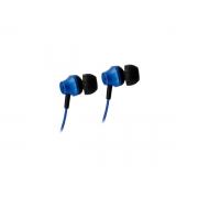 Fone C/microfone Metal Azul Oex FN403