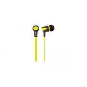 Fone C/microfone Oex Colorhit Preto/amarelo FN203