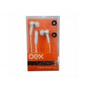 Fone C/microfone Spark Oex Branco FN205