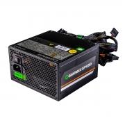 Fonte Alimentação ATX Gamemax GP650 650W 80 Plus Bronze PFC Ativo - OEM