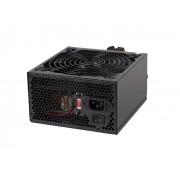 Fonte Alimentação Atx Tronos 500W Real TRS/5330-B 24-pinos C/cabo+caixa