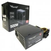 Fonte ATX Tronos TRS/5330-B 500W Real Bivolt