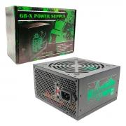 Fonte BR ONE UP-S600W, 600W, ATX, Bivolt Manual