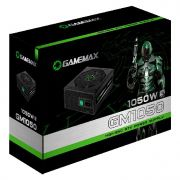 Fonte Gamemax GM1050 Semi-Modula 80 PLUS Silver