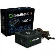 Fonte Gamemax GM500 500W 80 Plus Bronze