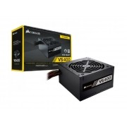 Fonte Gamer ATX, Corsair VS400 400W 80 Plus White, Bivolt,  PFC Ativo - CP-9020117-LA