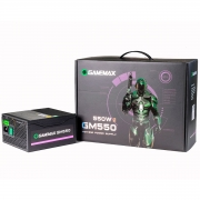 Fonte Gamer ATX Gamemax GM550 550W 80 Plus Bronze PFC Ativo