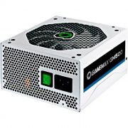 Fonte Gamer Gamemax GM500 80 Plus Bronze 500W Branco OEM