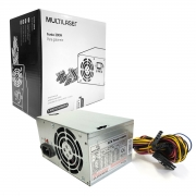 Fonte Multilaser GA039, 200W Real (400W Pico), Bivolt Manual