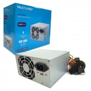 Fonte Multilaser GA039, 200W Real, Bivolt Manual