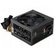 Fonte Real 500W PX500 Bivolt Preta PowerX