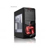 Gabinete Bpc Gamer 7005br Black S/ Fonte com USB 3.0