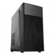 Gabinete Brazil PC Ultra MX 1 Baia, 2 USB + Áudio, sem Fonte