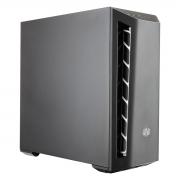 Gabinete Gamer Cooler Master MasterBox MB501L 1 Fan Preto e Branco - MCB-B501L-KNNN-S02