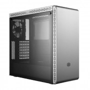Gabinete Gamer Cooler Master MasterBox MS600 1 Fan Vidro Temperado Prata - MCB-MS600-SGNN-S00