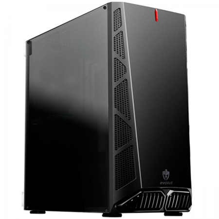 Gabinete Gamer Evolut DANDY EG810, Lateral em Acrílico, ATX/M-ATX/ITX