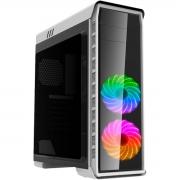 Gabinete Gamer Gamemax Elysium G503X-W Branco 3 Fans RGB