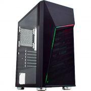 Gabinete Gamer K-MEX Strife 2 CG-01C1 LED RGB CG01C1RH001CB0X