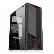 Gabinete Gamer Pixxo GE3201, ATX, Preto