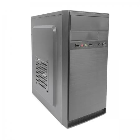 Gabinete K-MEX GM-03W1, USB 2.0, Fonte 200W