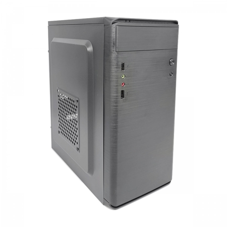Gabinete K-MEX GM-09W1, USB 2.0, Fonte 200W